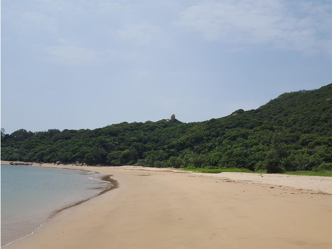 Fan Lau beach cleanup -- 8 September 2018