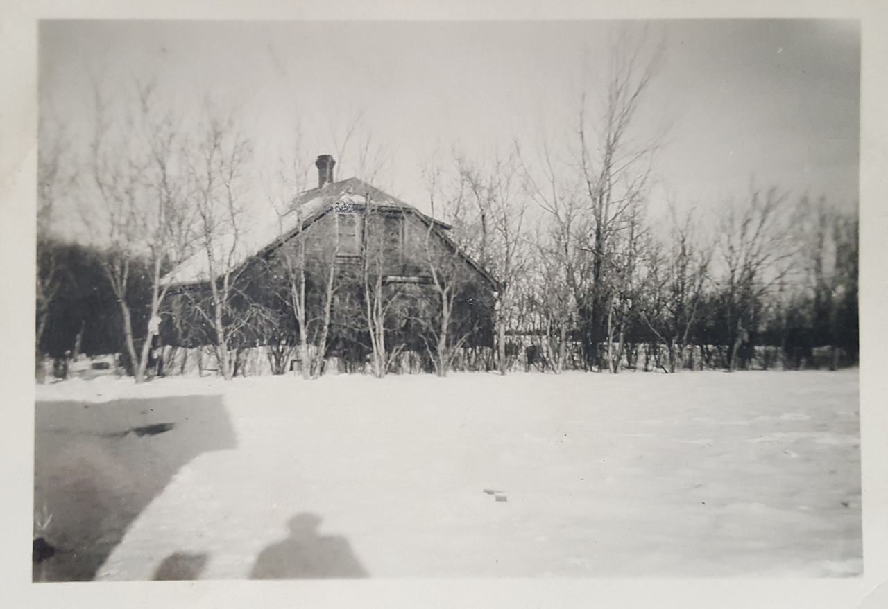 Our little house on the prairie