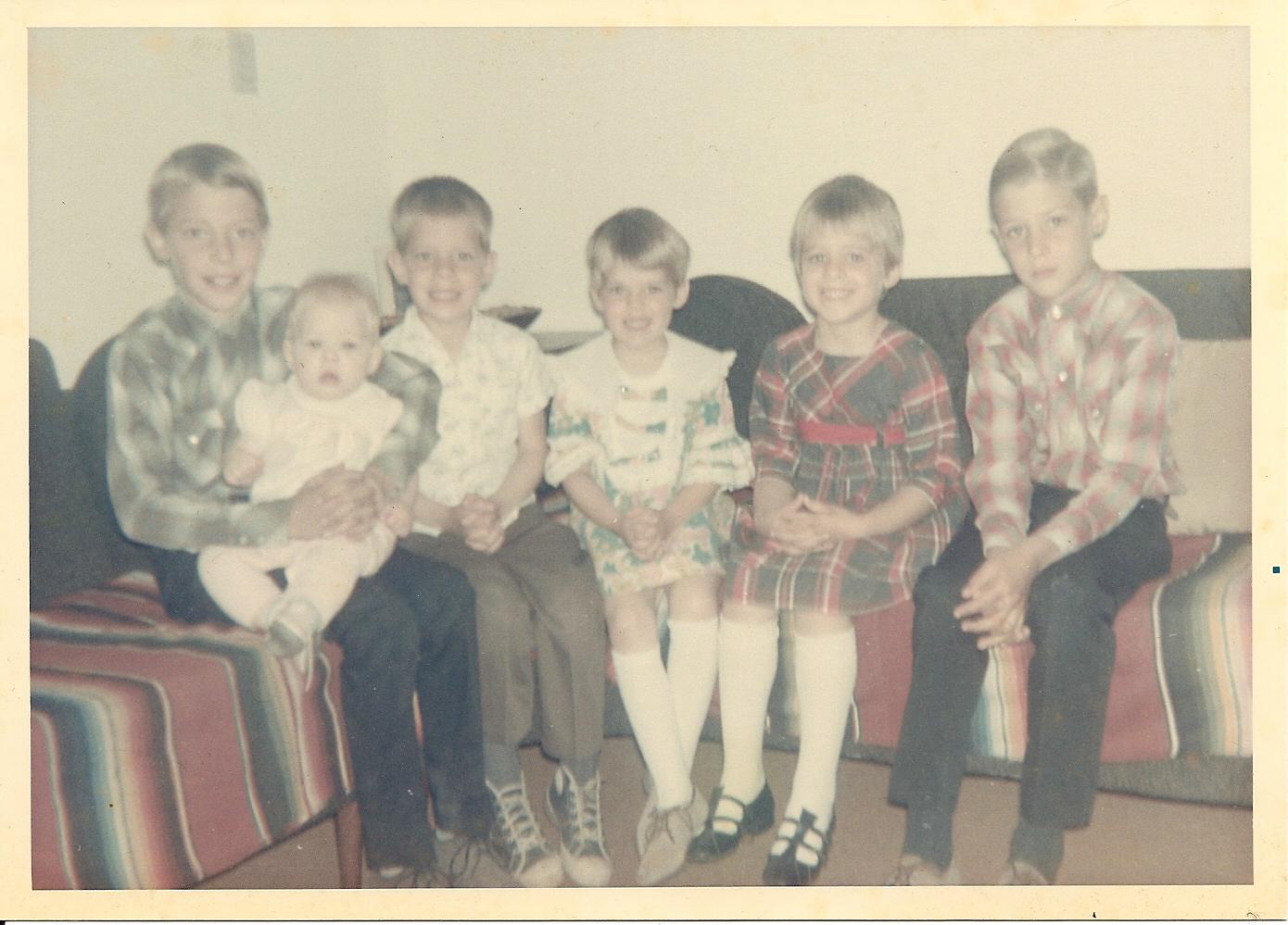 The Kinzie kids - 1969